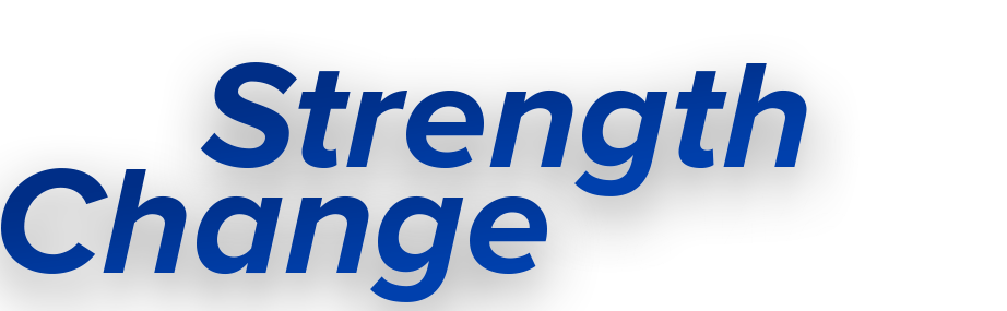 The Strength to Change the World